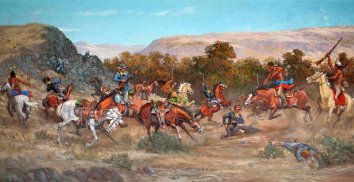 Puget Sound Indian Wars