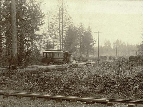 Tacoma & Fern Hill Street Railway