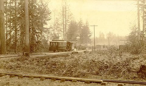 Tacoma & Fern Hill