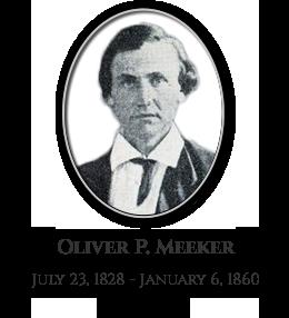 Oliver P. Meeker