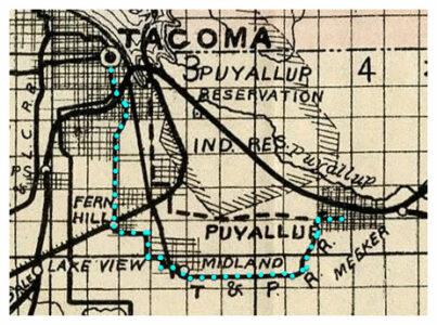 Tacoma and Puyallup Railroad